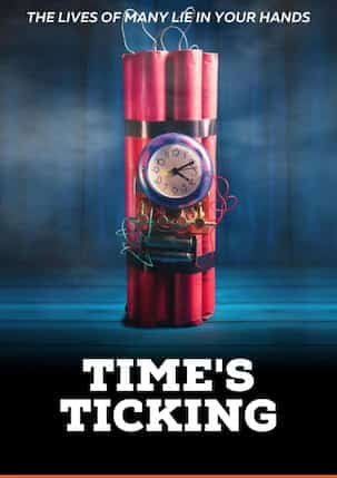 virtual escape room - time's ticking