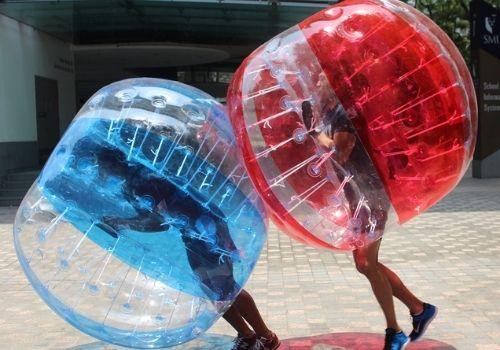 Bubble Soccer - Team Building Activities Singapore