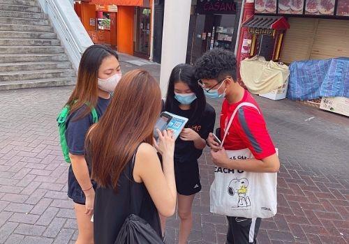Hybrid Amazing Race - Team Building Activities Singapore