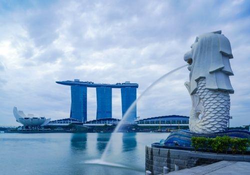 Icons of Singapore-Team Building Activities Singapore