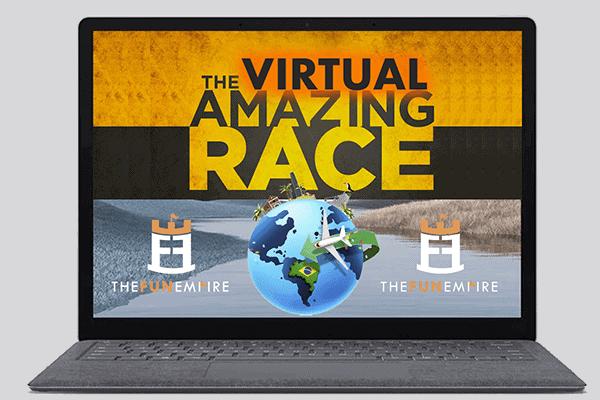 Online Escape Room - Virtual Team Building Singapore