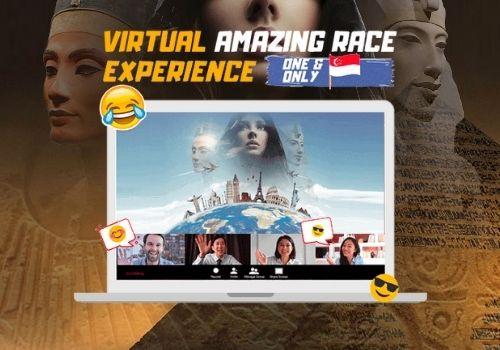 Virtual Amazing Race - The Fun Empire