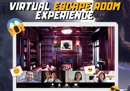 Virtual Escape Room - Team Building Activities Singapore