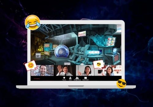 Virtual Time Travel - Team Building Activities Singapore