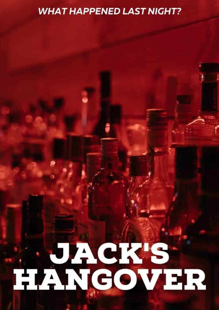 Year End Party Themes: virtual jack's hangover