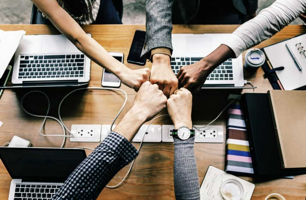 team building for companies - learn about others and build collaboration