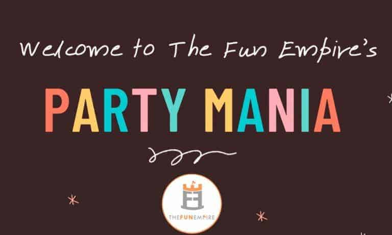 Year End Party Themes: virtual party mania