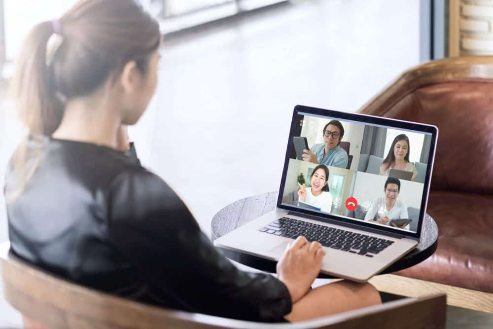 team building for companies - stay connected from the comfort of home