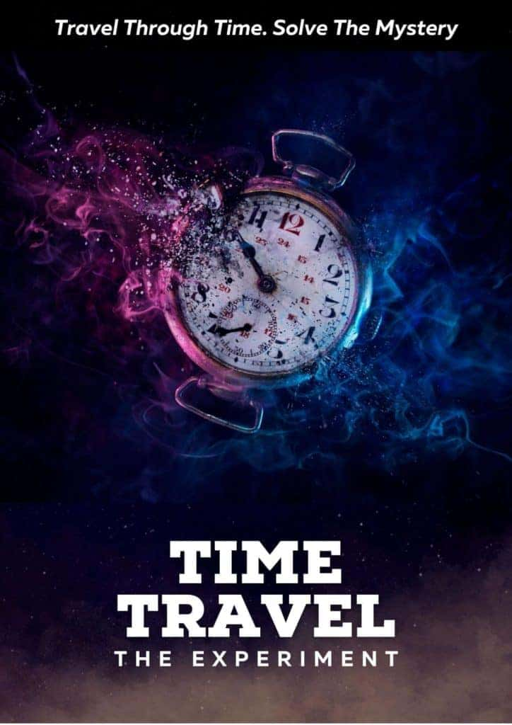 team building for companies - virtual time travel