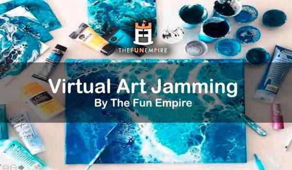 Virtualartjamming